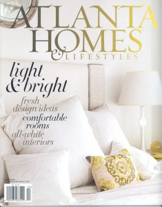 April 2009 | Atlanta Homes & Lifestyles